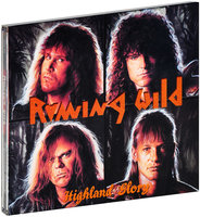 Running Wild. Highland Glory (CD)