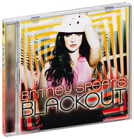 Audio CD Britney Spears. Blackout