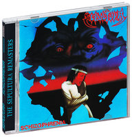 Sepultura. Schizophrenia (CD)