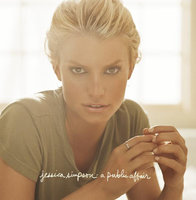 Audio CD Jessica Simpson. A Public Affair