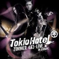 Audio CD Tokio Hotel. Zimmer 483. Live In Europe