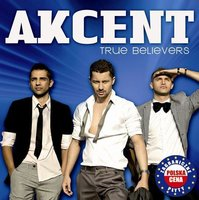 Akcent: True Believers (CD)