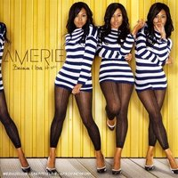 Amerie: Because I Love It (CD)