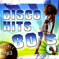 MP3 (CD) Disco Hits 80's