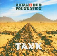 Asian Dub Foundation: Tank (CD)