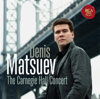 Мацуев Денис. The Carnegie hall concert (CD)