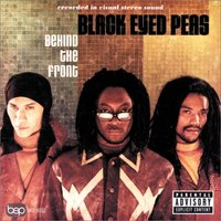 Audio CD Black Eyed Peas: Behind the Front