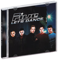 Audio CD Five. Let's Dance
