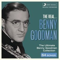 Audio CD Benny Goodman. The Real Benny Goodman