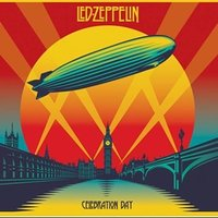 DVD + Audio CD Led Zeppelin. Celebration Day