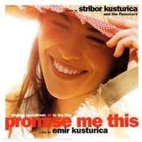 Audio CD Stribor Kusturica & The Poisoners - Promise Me This / Завет