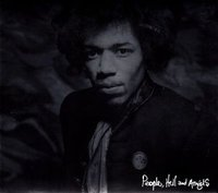 Jimi Hendrix. People, Hell & Angels (CD)