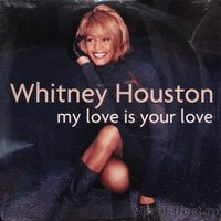Audio CD Whitney Houston. My Love Is Your Love