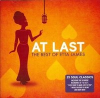 Etta James. At Last:The Best Of (CD)