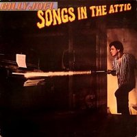 Audio CD Billy Joel. Songs In The Attic