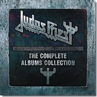 Judas Priest. The Complete Albums Collection (19 CD)