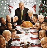 Audio CD Tony Bennett. A Swingin' Christmas Featuring The Count