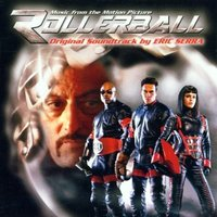 Audio CD Eric Serra. Rollerball