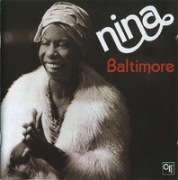 Audio CD Nina Simone. Baltimore