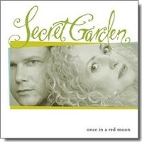 Audio CD Secret Garden. Once In A Red Moon
