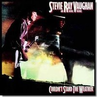 Audio CD Vaughan Stevie Ray . Couldn't Stand The Weather