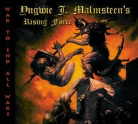 Yngwie Malmsteen. War to end all wars (CD)