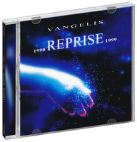 Audio CD Vangelis. Reprise 1990-1999