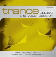 Audio CD Various. Trance: The Vocal Session 2005/2