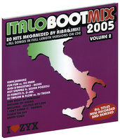 Various. Italo Boot Mix Vol. 1 (CD)