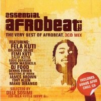 Audio CD Various. Essential Afrobeat Import