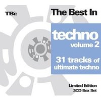 Audio CD Various. Best in texno-charter 2