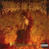 Cradle Of Filth. Nymphetamine (CD)