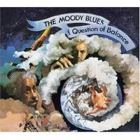 SACD (Super Audio CD) The Moody Blues. A Question of Balance