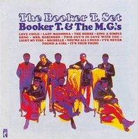 LP Booker T & The MG's. The Booker T. Set (LP)