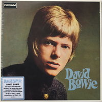 LP David Bowie. David Bowie (LP)