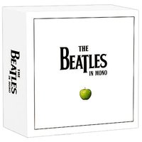 Audio CD The Beatles. The Beatles in mono