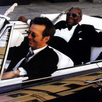 LP B.B. King & Eric Clapton. Riding With The King (LP)