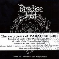 Audio CD Paradise Lost. Drown in darkness (Deluxe Edition)