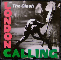 The Clash. London Calling (2 LP)