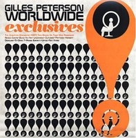 Audio CD Gilles Peterson. Worldwide exclusives!