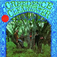 Creedence Clearwater Revival. Creedence Clearwater Revival (LP)