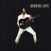 Elvis Presley. Burning love (CD)