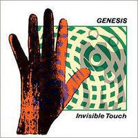 LP Genesis. Invisible Touch (LP)