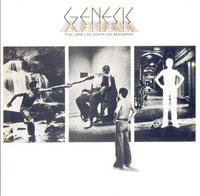 Genesis. The Lamb Lies Down On Broadway (2 LP)