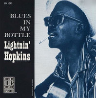 LP Lightnin' Hopkins. Blues In My Bottle (LP)