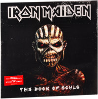 Iron Maiden. The Book Of Souls (3 LP)