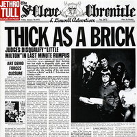 Jethro Tull. Thick As A Brick (LP)