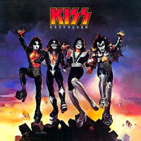 Kiss. Destroyer (LP)
