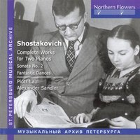 Audio CD Shostakovich. Complete works for two pianos