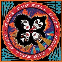 LP Kiss. Rock And Roll Over (LP)